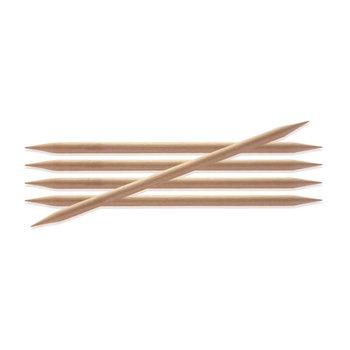 "Knitter's Pride Knitter's Pride 8"" Basix Birch Double Point Needles"