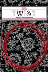 ChiaoGoo ChiaoGoo Twist Red Cables - Mini