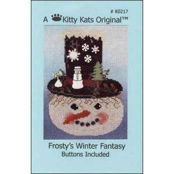Kitty Kats Original Frosty's Winter Fantasy
