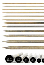 Lykke Driftwood Straight Single-Pointed Needles