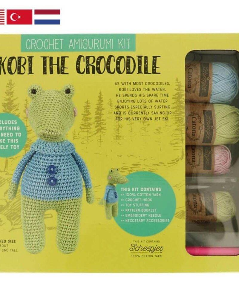 Scheepjes Scheepjes Tuva Crochet Amigurumi Kits