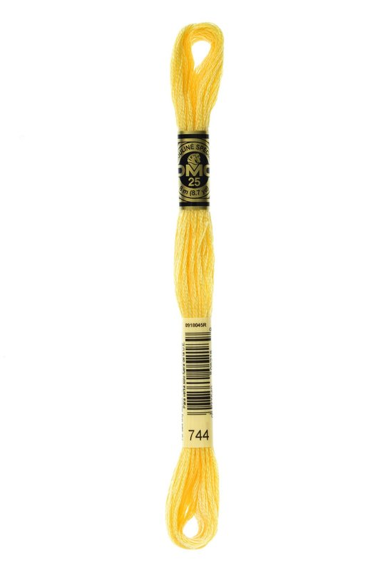 DMC DMC Embroidery Floss 744