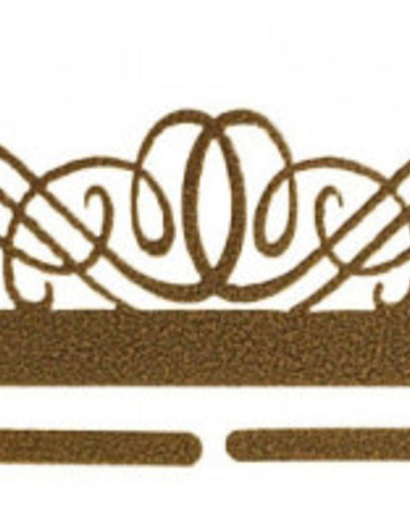 Ackfeld Manufacturing Windy Scroll Split Bottom Bellpull
