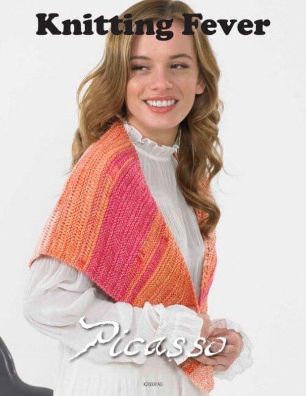 Knitting Fever Knitting Fever Painted Cotton