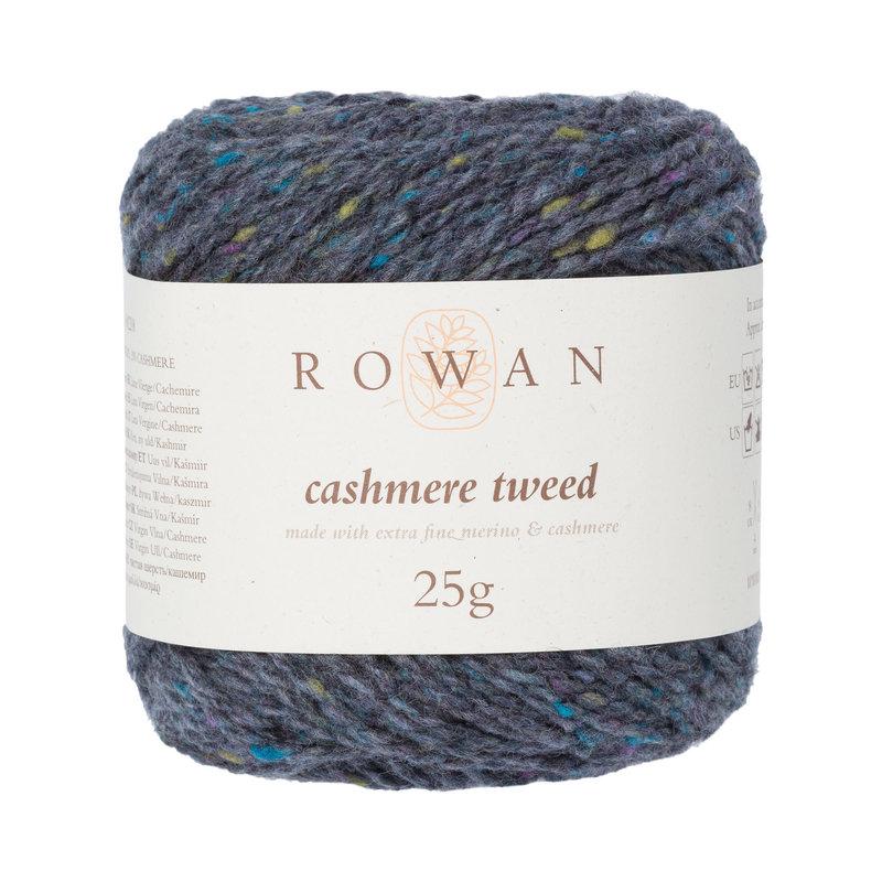 Rowan Rowan Cashmere Tweed: Kitson Scarf Kit