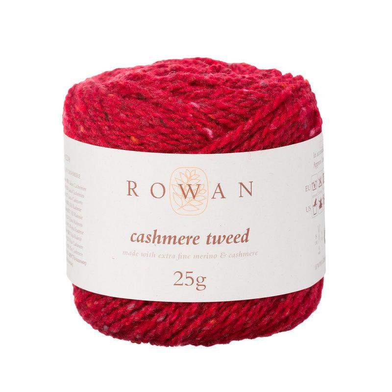 Rowan Rowan Cashmere Tweed: Mabgate Cowl Kit