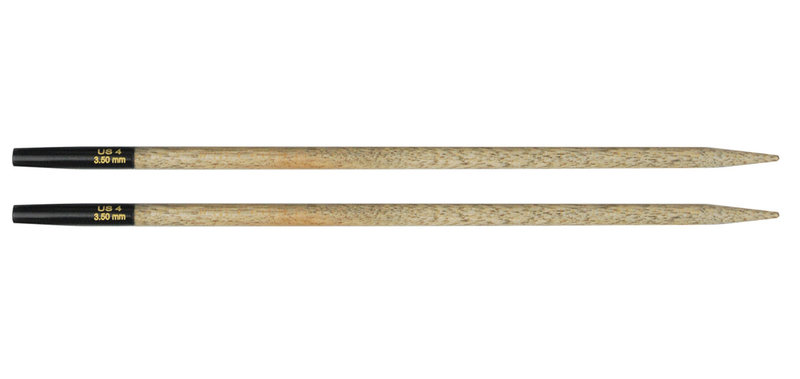 "LYKKE Crafts LYKKE Driftwood 5"" Interchangeable Knitting Needle Tips"