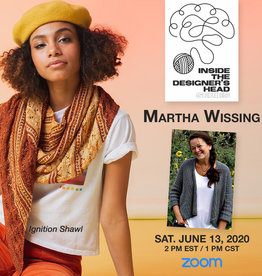 Meet the Designer Virtual Series: Martha Wissing