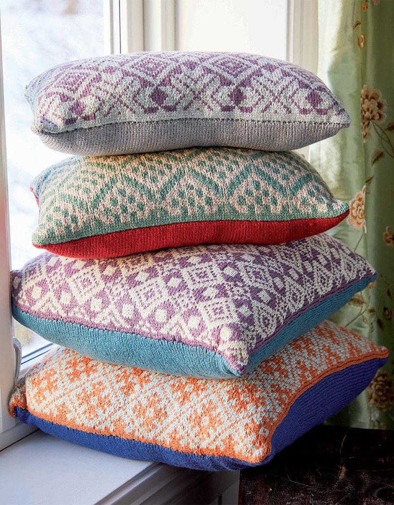 Rowan Rowan Softyak: Truls Cushion Kit - Version B, by Arne & Carlos