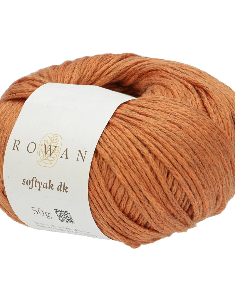 Rowan Rowan Softyak: Torfinn Cushion Kit - Version A, by Arne & Carlos