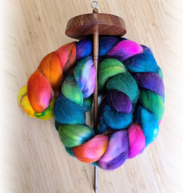 Drop-Spindle Kit with Mystery Fibre Braid