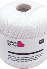 Rico Design Rico Warp Yarn - White 50g