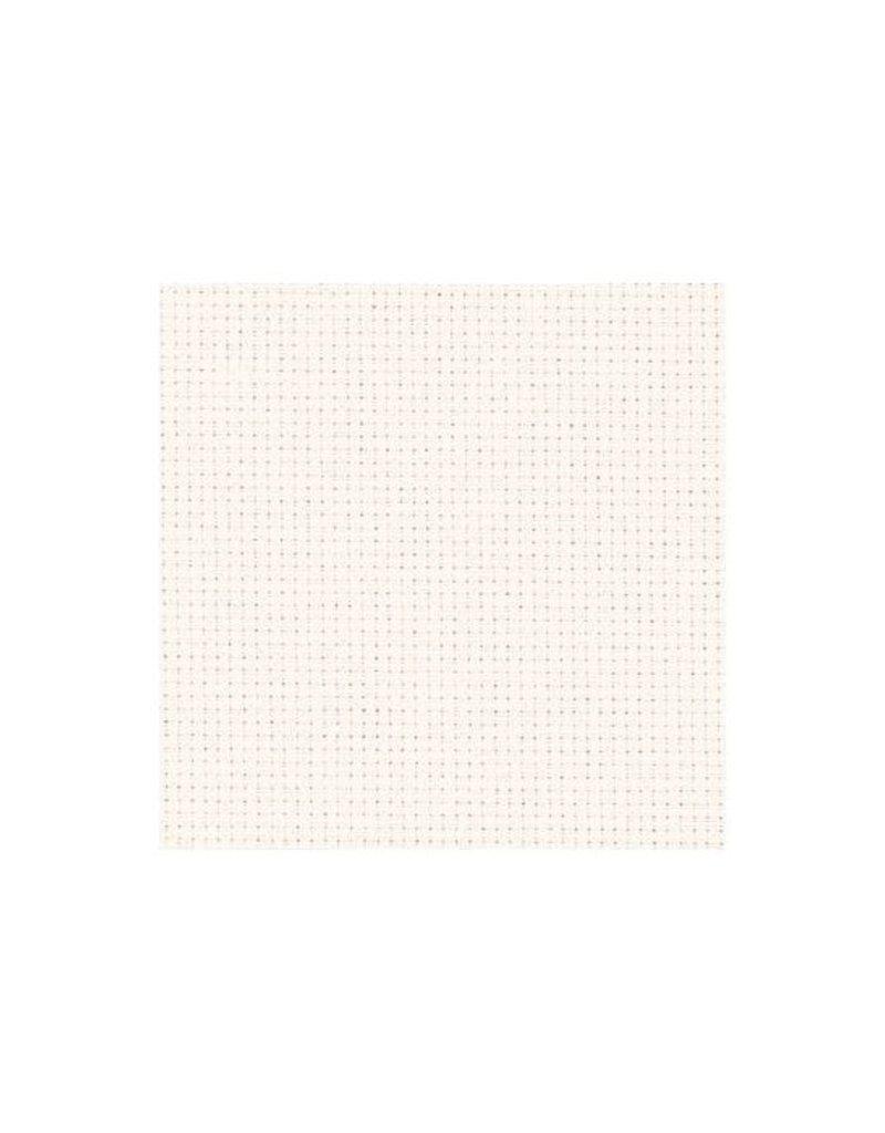 Zweigart Aida Cloth - 14 Count - Antique White - 1/4m