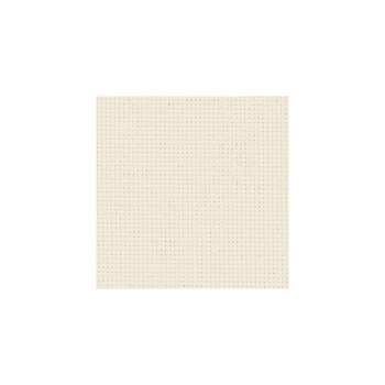 Zweigart Aida Cloth - 14 Ct  - Ivory - 1/4m