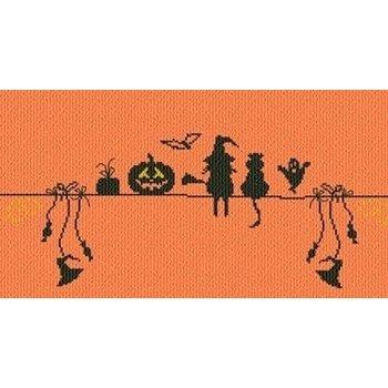Alessandra Adelaide Needleworks Waiting for Hallowe'en