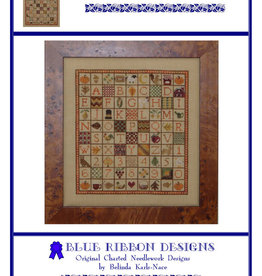 Blue Ribbon Designs Indian Summer Sampler