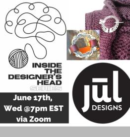 PAST EVENT: Inside the Designer's Head: JUL Designs