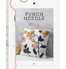 Rico Design Punch Needle: Modern Stitching in 3D by Rico