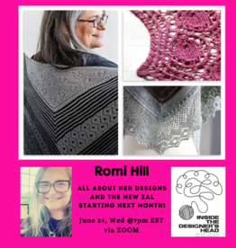 PAST EVENT: Inside the Designer's Head: Romi Hill