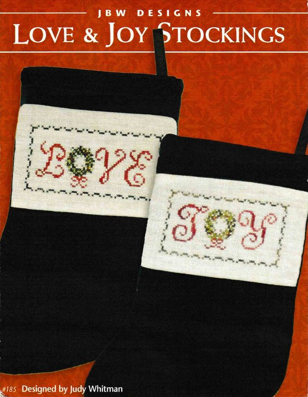 JBW Designs Love And Joy Stockings