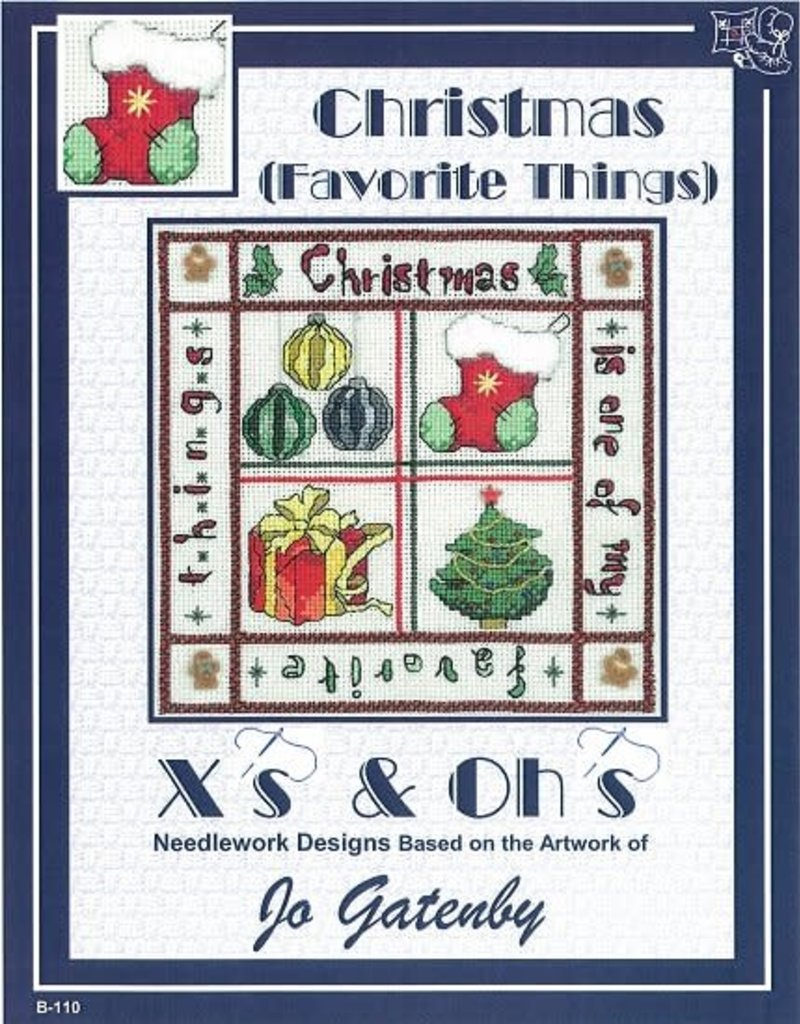 X's & Oh's X's & Oh's Christmas (Favorite Things)