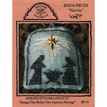 Bits & Pieces Bits & Pieces Nativity BP-34