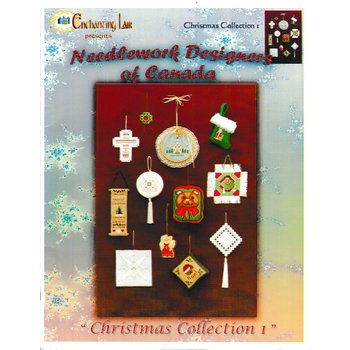 X's & Oh's Echanting Lair Needlework Designers of Canada Christmas Collection I