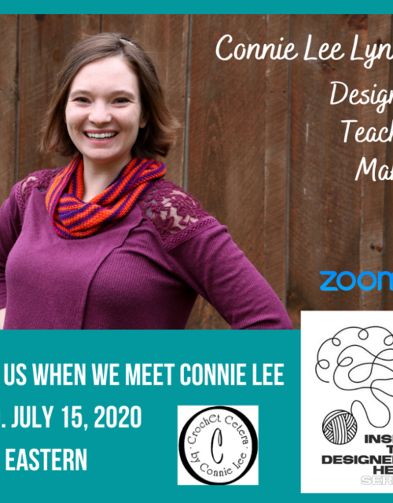 PAST EVENT: Inside the Designer's Head: Connie Lee Lynch