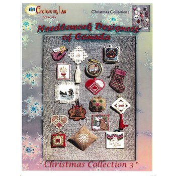 X's & Oh's Echanting Lair Needlework Designers of Canada Christmas Collection III