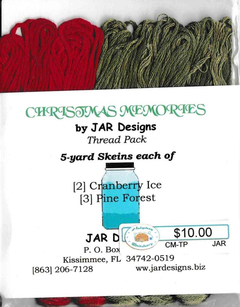 Jar Designs Jar Designs Christmas Memories - Thread Pack