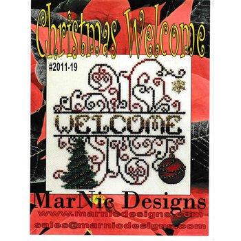 MarNic Designs MarNic Designs Christmas Welcome #2011-19