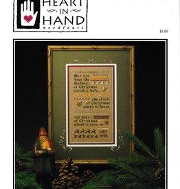 Heart in Hand Needleart Heart in Hand Needleart A Christmas Wish