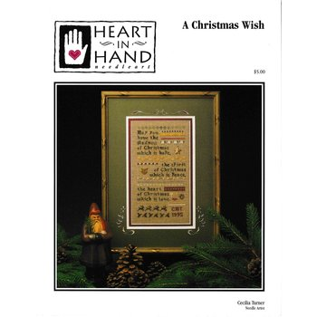 Heart in Hand Needleart Heart in Hand Needleart A Christmas Wish