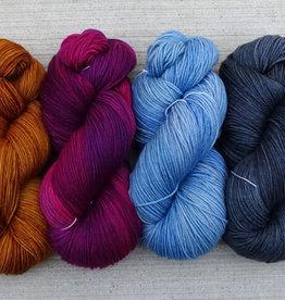 Mineville Wool Project Mineville Wool Project - #3106 Merino Nylon Sport - Lot #13