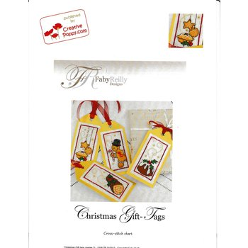 Faby Reilly Designs Faby Reilly Designs Christmas Gift tags