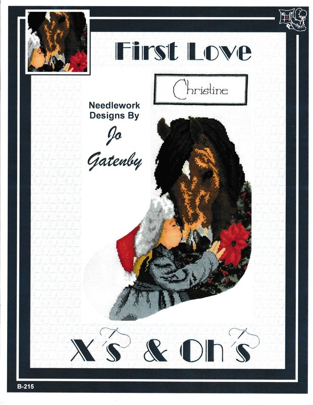 X's & Oh's X's & Oh's First Love Stocking