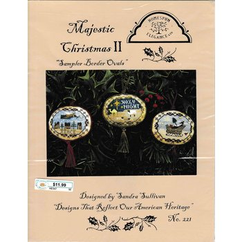 Homespun Elegance Homespun Elegance Majestic Christmas II