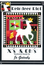X's & Oh's X's & Oh's Reindeer Riot