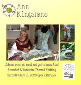 PAST EVENT: Inside the Designer's Head: Ann Kingstone