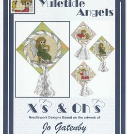 X's & Oh's X's & Oh's Yuletide Angels
