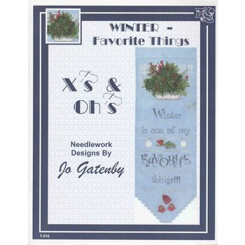 X's & Oh's X's & Oh's Winter - Favorite Things T-510