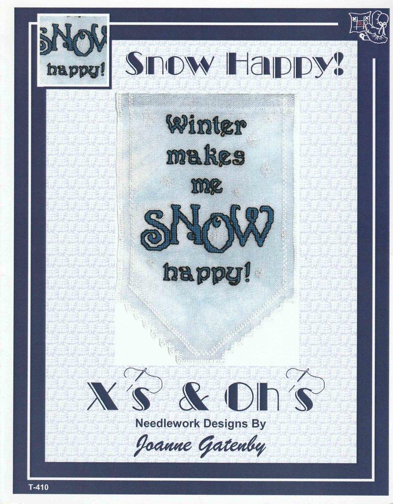 X's & Oh's X's & Oh's Snow Happy
