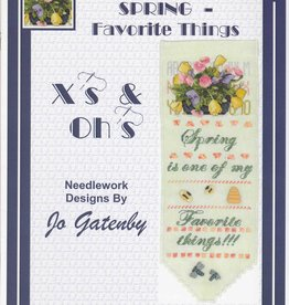X's & Oh's Spring - Favourite Things