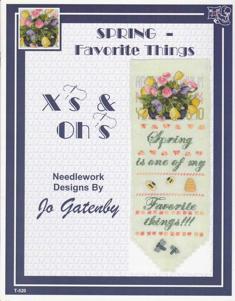 X's & Oh's X's & Oh's Spring - Favorite Things T-520