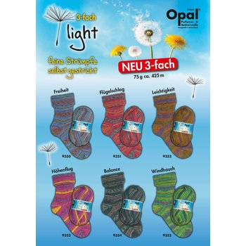 Opal Opal 3-fach Light
