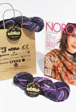 Noro Semicircle Shawl feat. Noro Nishiki