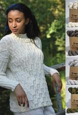 Elsebeth Lavold Rikki Sweater in Elsebeth Lavold Misty Wool