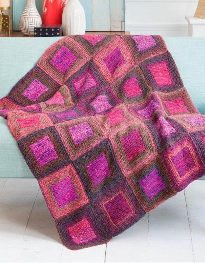 Noro Square in a Square Blanket feat. Noro Kagayaki