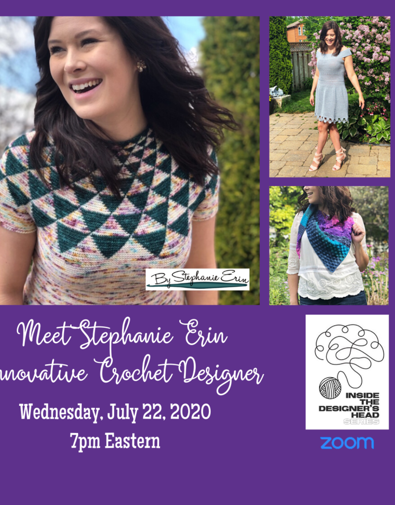 PAST EVENT: Inside the Designer's Head: Stephanie Erin