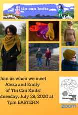 PAST EVENT: Inside the Designer's Head: Tin Can Knits